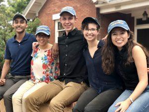 2018 Summer Leadership Interns