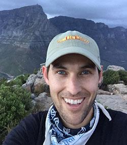 Christian Alexander CapeTown hiking Lionshead
